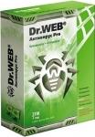Dr.Web Антивирус Pro, лицензия на 1 год на 2 ПК