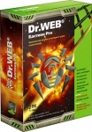 Dr. Web® Бастион Pro, лицензия на 1 год на 2 ПК