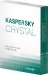 Kaspersky CRYSTAL, лицензия на 1 год на 2 ПК