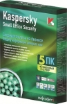 Kaspersky Small Office Security, лицензия на 5ПК + 1 сервер