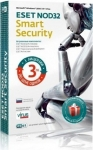 NOD32 Smart Security+Bonus 3ПК 1Год