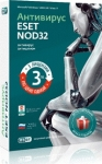 NOD32 Антивирус+Bonus 3ПК 1Год