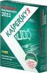 Антивирус Касперского 2011, лицензия на 1 год на 2 ПК